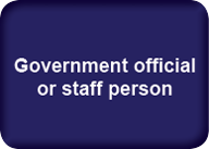 Government official or staff person